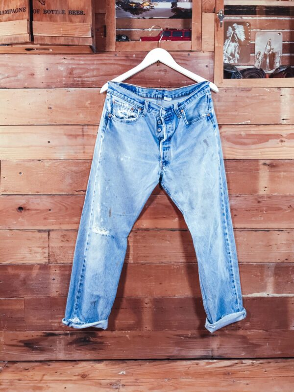 400 Jeans 501 RECTO scaled