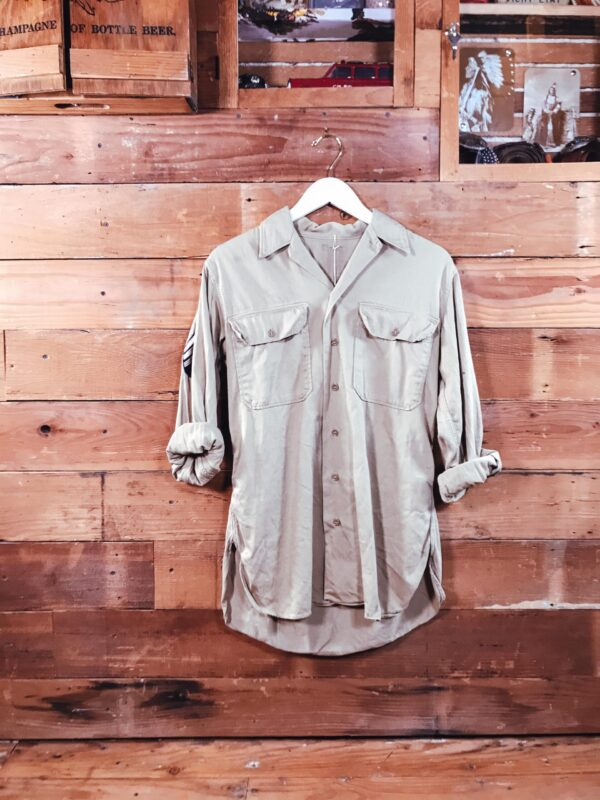 449 Army Faded Shirt Original Patch RECTO scaled