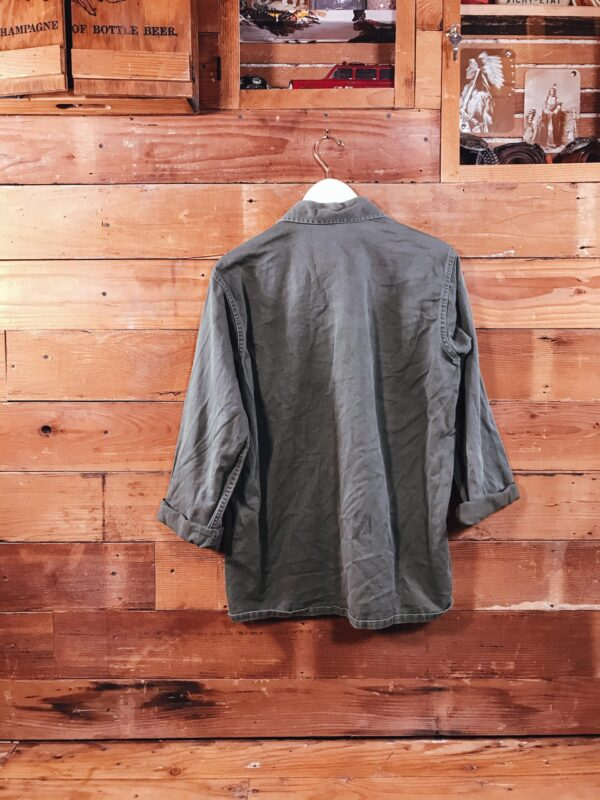 453 Army Green Shirt G.I VERSO scaled